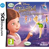 Tinkerbell and The Great Fairy Rescue (Nintendo DS) [import anglais]