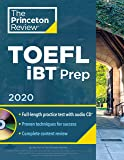 Princeton Review TOEFL iBT Prep with Audio CD, 2020: Practice Test + Audio CD + Strategies & Review (College Test…