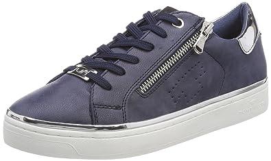 Tom Tailor Sneaker Damen, dunkelblau