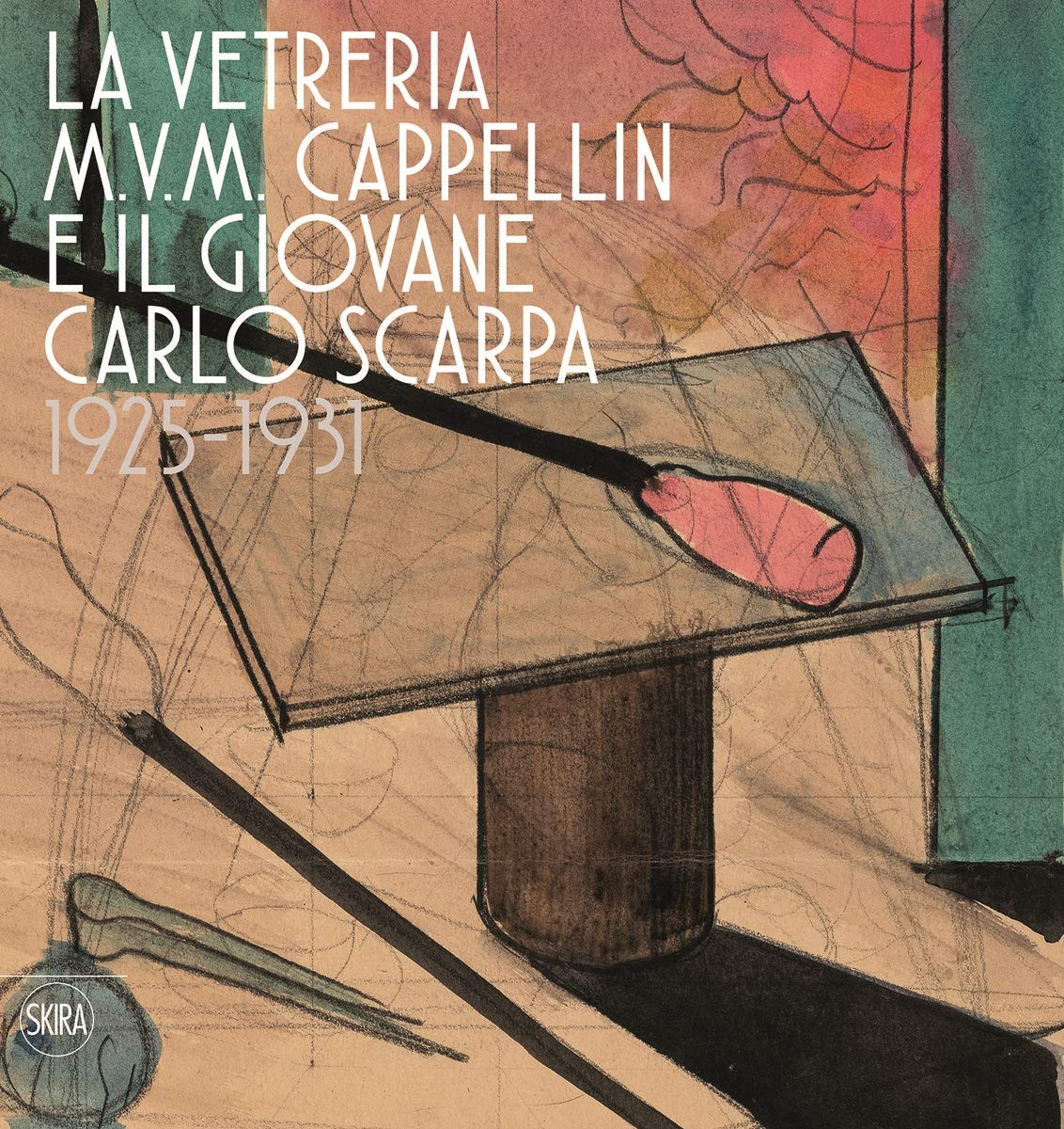 The M.V.M. Cappellin Glassworks And A Young Carlo Scarpa