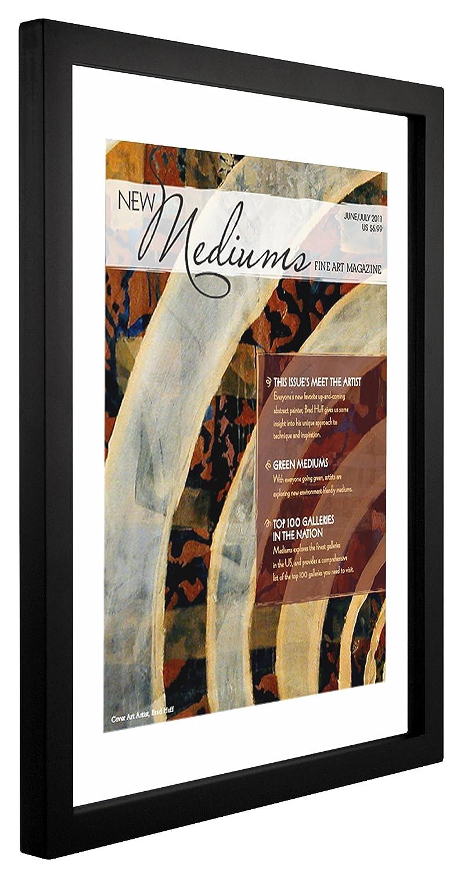 Amazon mcs 11x14 inch magazine display float frame black amazon mcs 11x14 inch magazine display float frame black 40946 home kitchen jeuxipadfo Images