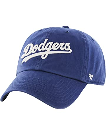 47 Brand Los Angeles LA Dodgers Clean Up Dad Hat Cap ef65bb399