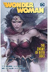 Wonder Woman (2016-) Vol. 9: The Enemy of Both Sides Kindle Edition