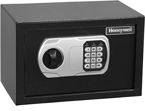 Honeywell 5101DOJ Approved Small Security Safe with Digital Lock