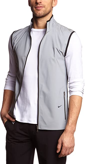 Nike, Smanicato Uomo Flash, Grigio (Reflect SilverCool Grey