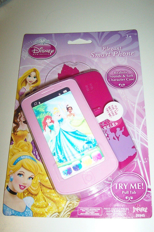 Amazon.com: Disney Princesses Smart Phone: Toys & Games