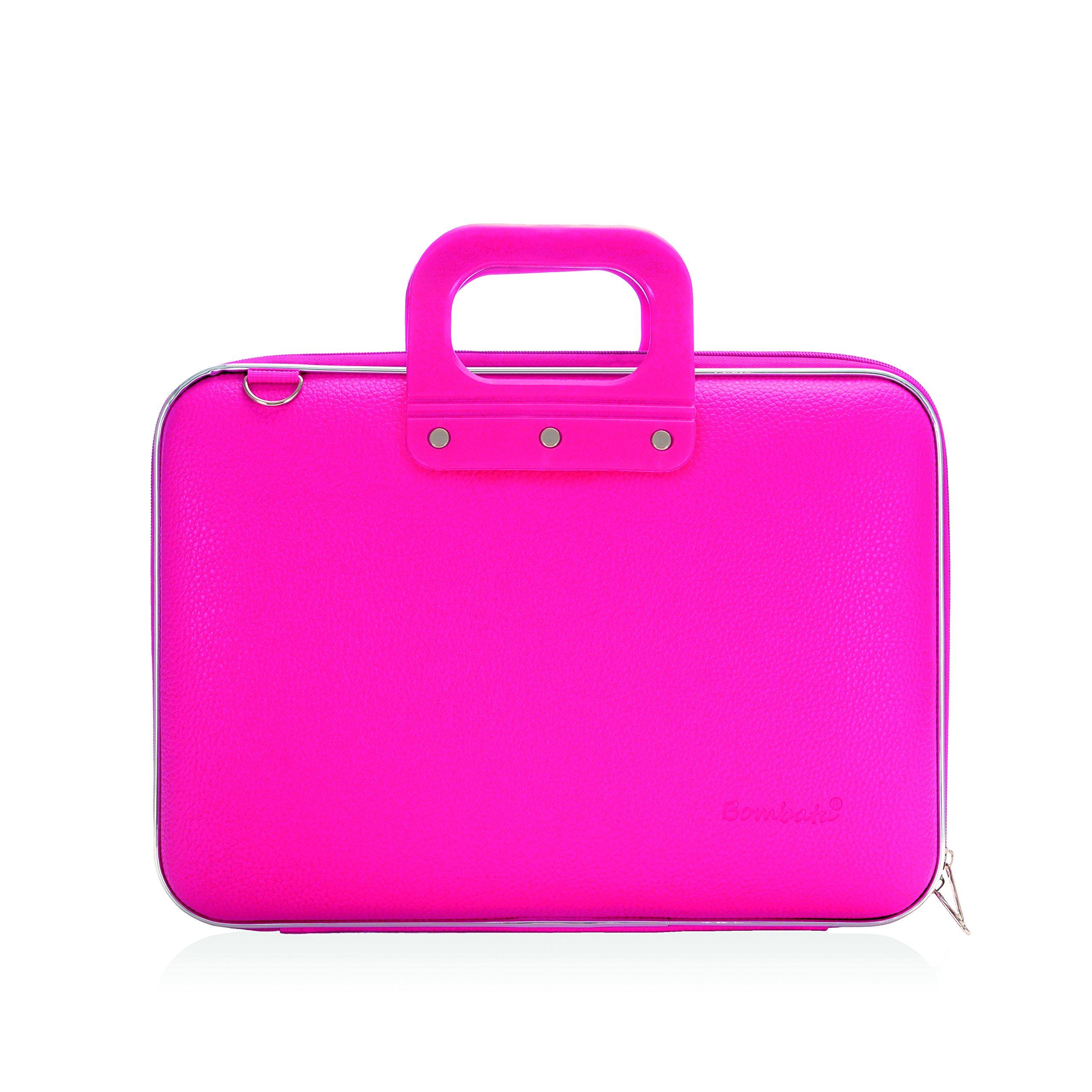 Bombata Medio Briefcase 13-Inch (Pink)