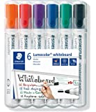 Staedtler 351 WP6 Evidenziatore, Colori Assortiti, Confeziona da 6