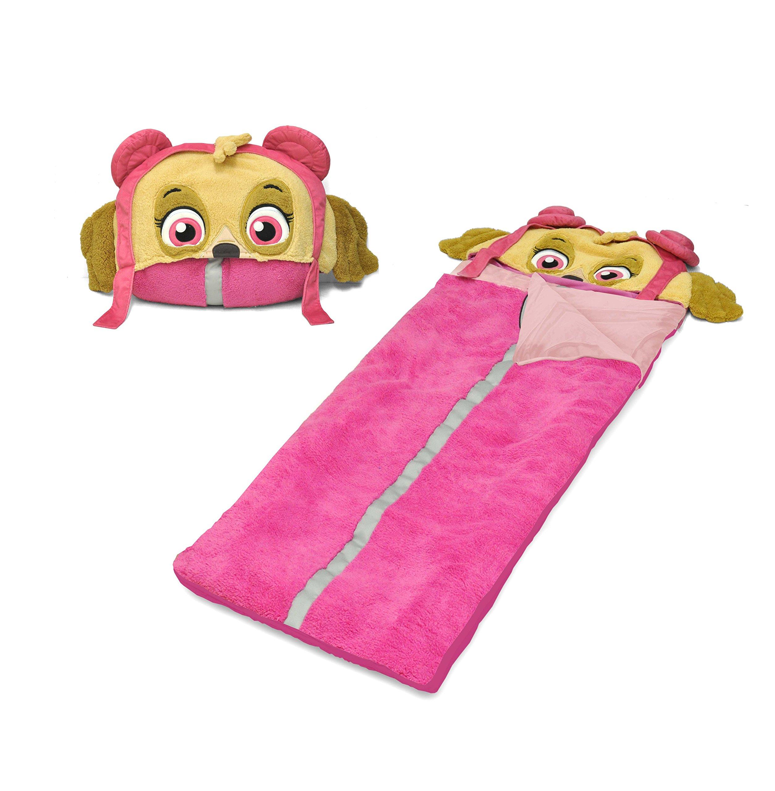 Nickelodeon Paw Patrol Skye Slumber Bag, Pink