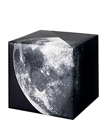 Amazon.com: Rodarte Black Moon Gift Wrapping Paper Roll, 4 Sheets ...