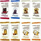 Chuao Chocolatier Dark Mini Chocolate Bars Gift Set (8-piece)