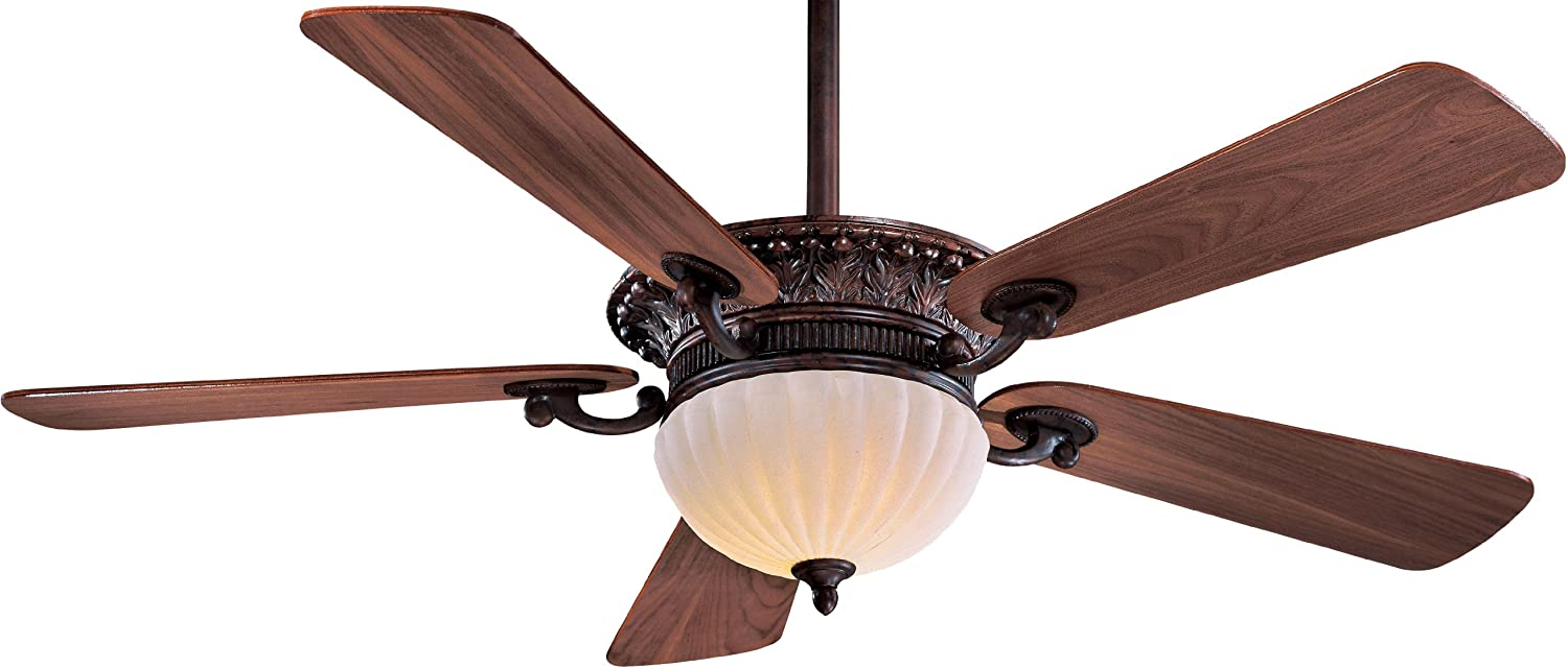 Minka Aire F702 VB Minka Aire Eight Light Ceiling Fan Volterra