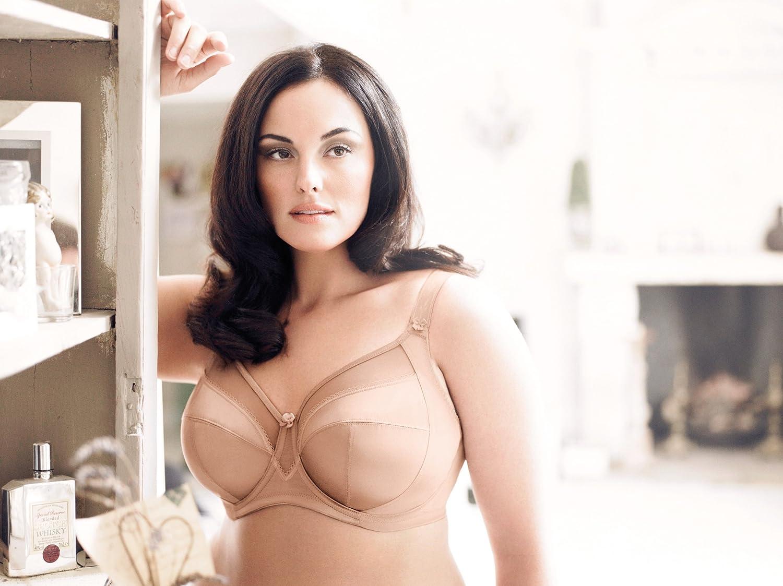 Goddess Keira Underwire Banded Bra Underwear