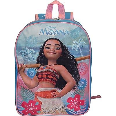 Moana Disney Princess School Backpack Book Bag Girls: Clothing