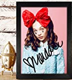 Maddie Ziegler Signed Autographed Photo 4x6 Reprint RP PP - Elastic Heart