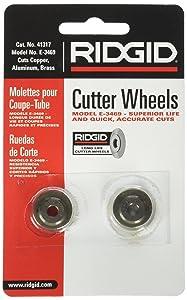 RIDGID 41317 Model E-3469 Tubing Cutter Replacement Wheel, Pipe Cutter Wheel