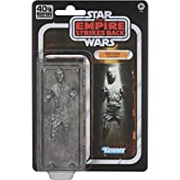 """Star Wars Black Series - Han Solo (Carbonite) 6"""" Action Figure - Star Wars: The Empire Strikes Back - 40th anniversary - Kids toys & collectible figures - Ages 4+"""