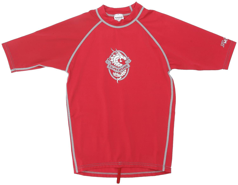 Dakine - Maglietta da bambino in lycra Dragon, Rosso (rosso), 6 8575792