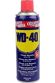 WD-40 400TC0313B Multi-Use Product Spray with Straw, 400 ml: Amazon