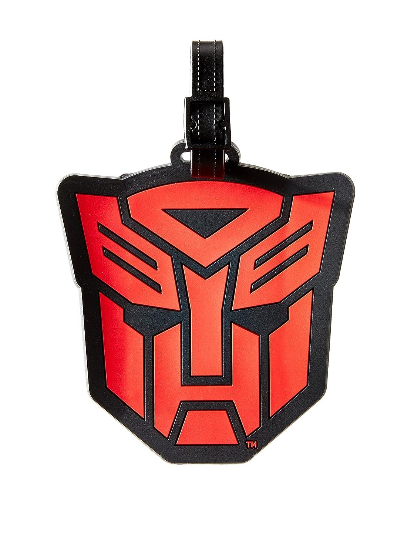 Transformers Autobot旅行荷物タグ B00QR34FOG