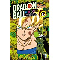 La saga dei cyborg e di Cell. Dragon Ball full color: 5