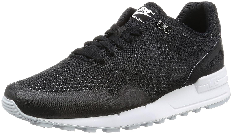 Nike Herren Air Pegasus 89 Engineered Schwarz Textil Synthetik Sneaker   Amazon.de  Sport   Freizeit f17abf964f