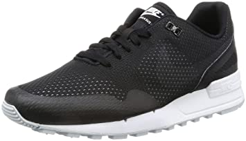 Nike Herren Air Pegasus 89 Engineered Schwarz Textil/Synthetik Sneaker