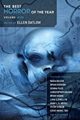 The Best Horror of the Year Volume Nine Paperback