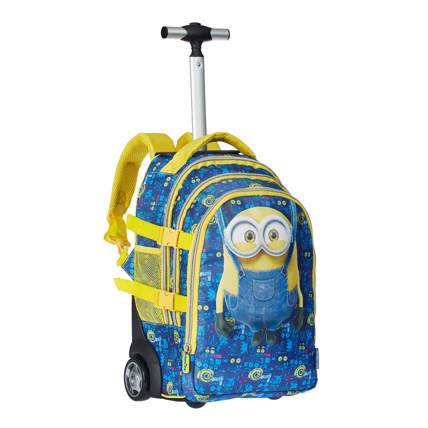 Minions – 53085 – Rucksack-Trolley Roulette