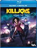 Killjoys: Season Two (Blu-ray + Digital HD)