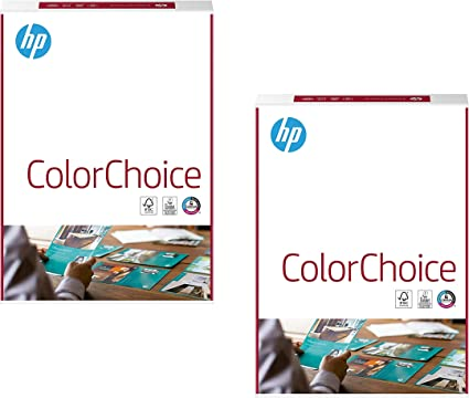 HP A4 - Papel, 500 hojas - 2 Pack: Amazon.es: Oficina y papelería