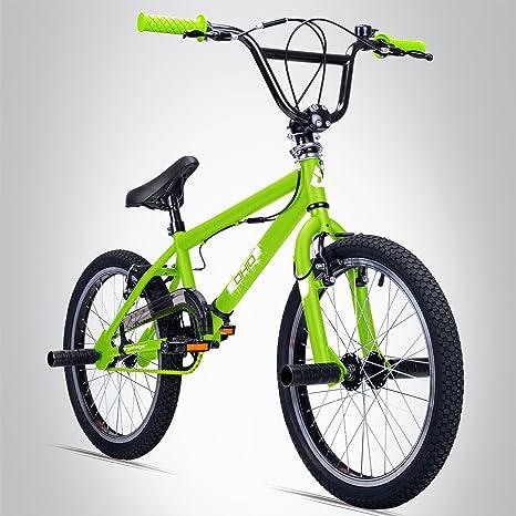 Bergsteiger Ohio – Bici BMX con ruedas de 20 pulgadas, sistema de ...