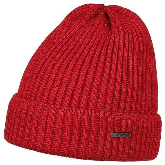Stetson Parkman Knit Hat Women Men  9ba392e93816