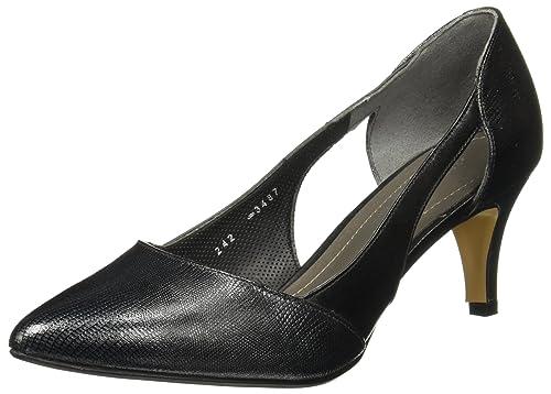 2423487 Tacón Mujer Andrea Ropa mx Zapatos De Para 8Fw14