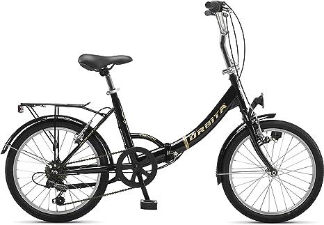 Orbita eurobici 6 velocidad bicicleta plegable con ruedas de 20 ...