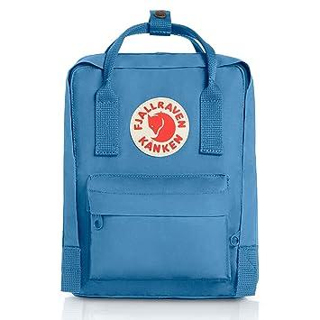 b9d7e956051 Fjallraven Kanken Mini Backpack One Size Air Blue  Amazon.com.au ...