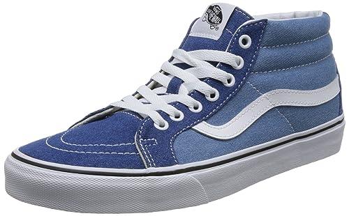 f49ae2daad917f Vans Unisex SK8-Mid Reissue Sneakers  Buy Online at Low Prices in ...