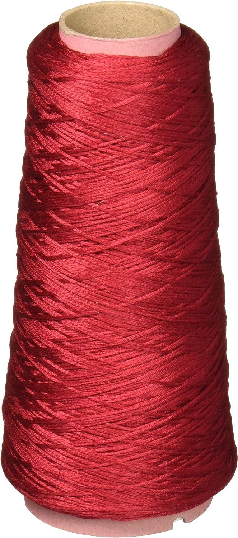 5214-355 DMC 6-Strand Embroidery Cotton 100g Cone-Terra Cotta Dark