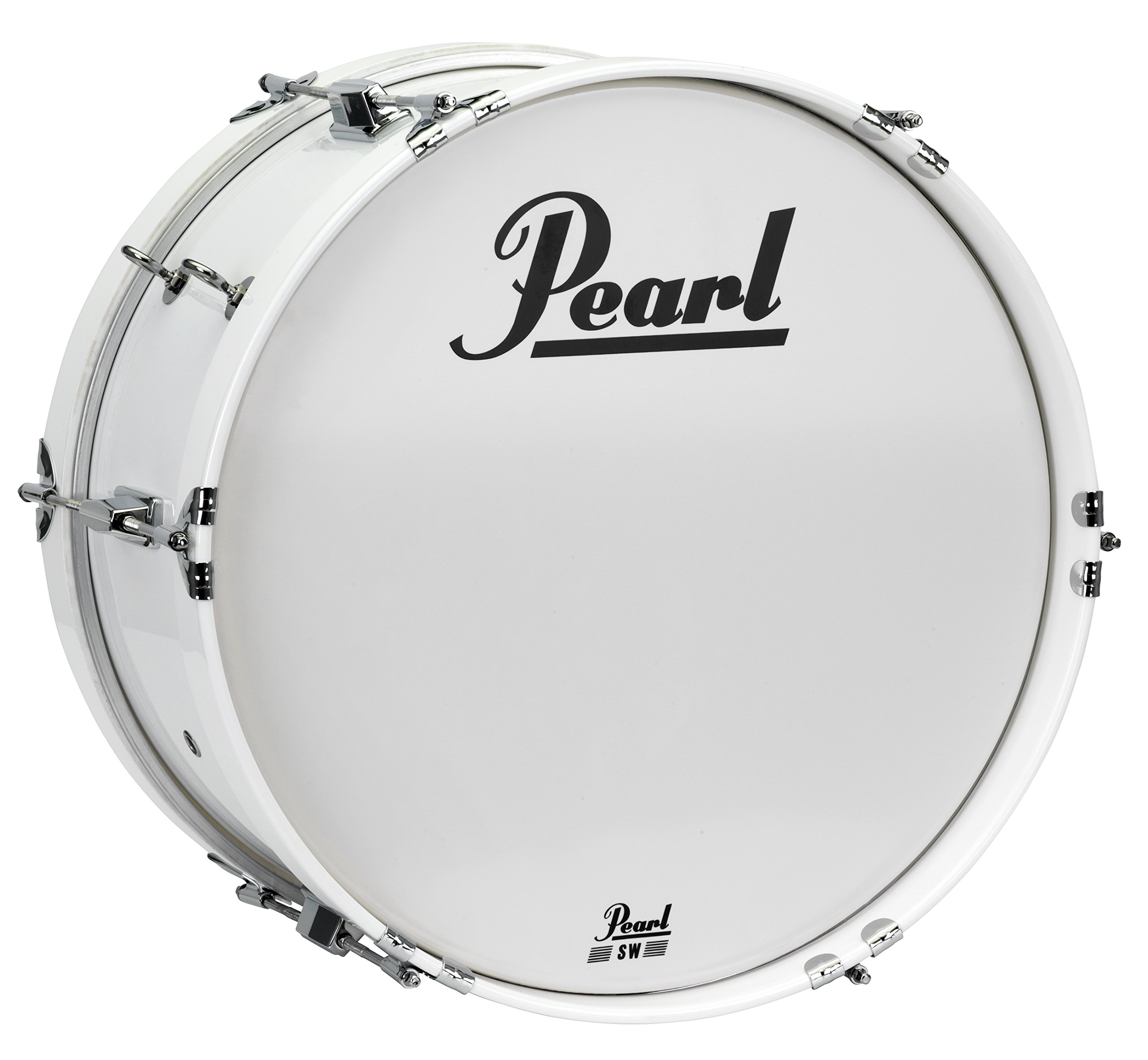 Pearl MJB1608/CXN33 16''x8'' Junior Marching Bass Drum & Carrier by Pearl (Image #1)