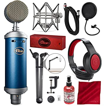 top best Blue Microphones Bluebird SL Bundle