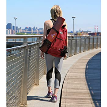 best yoga backpack