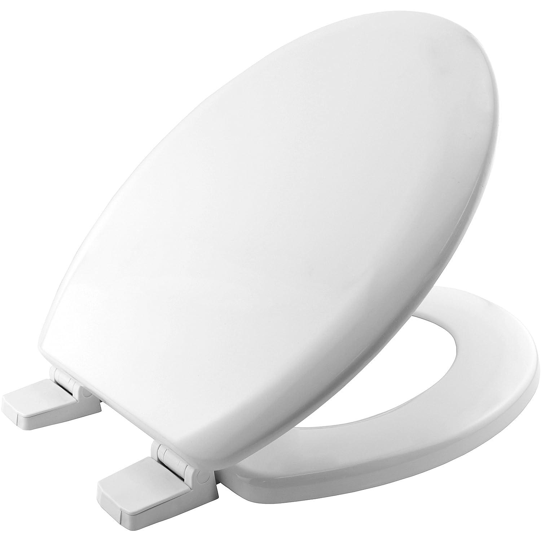 circular toilet seat uk.  Bemis Chicago Toilet Seat White Amazon co uk DIY Tools