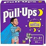 Pull-Ups Night-Time Boys' Training Pants, 2T-3T, 68 Ct