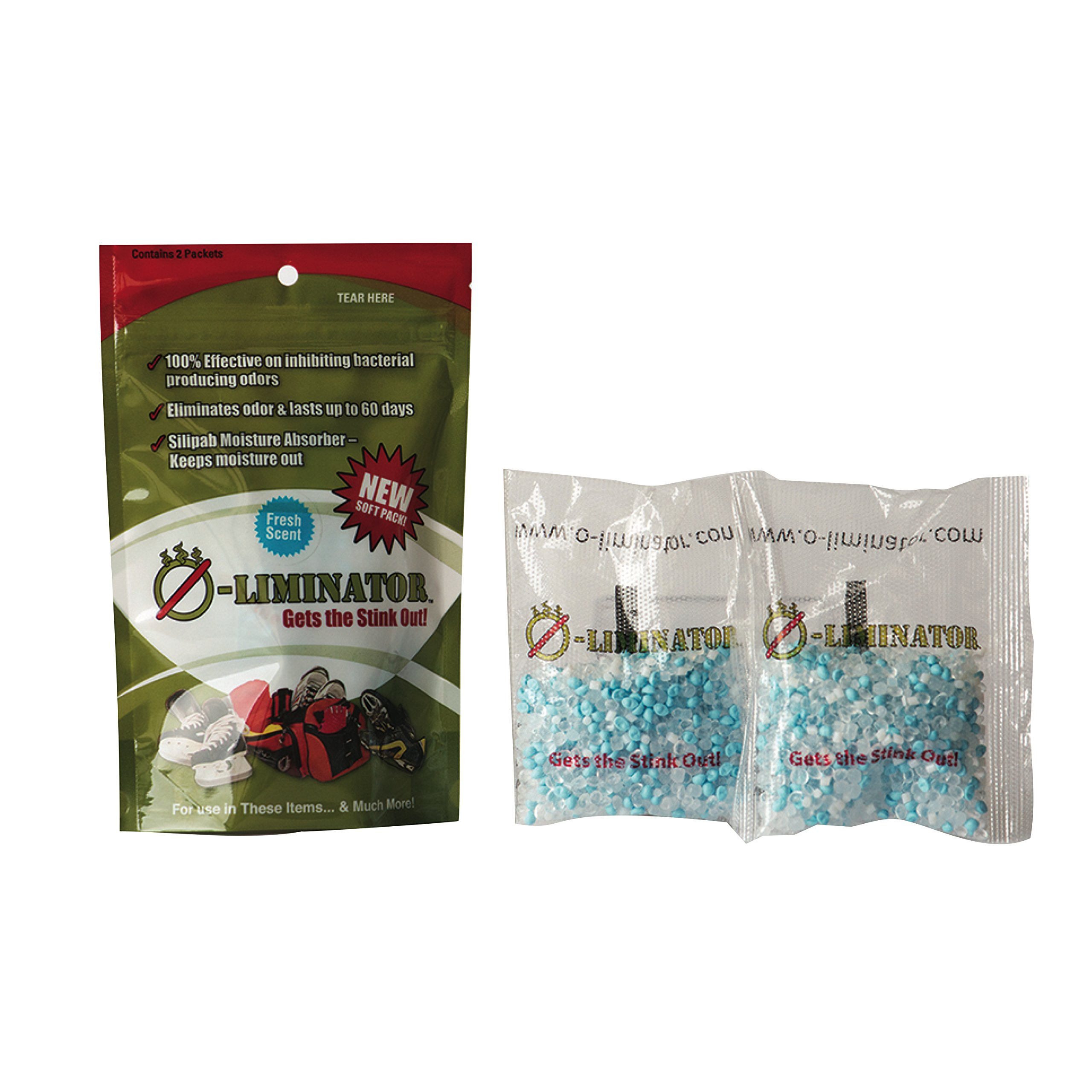 O-Liminator 2-Pack Odor Eliminator, Fresh