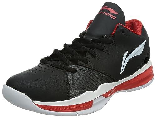 Li Ning - Zapatillas de Baloncesto de Material Sintético para ...