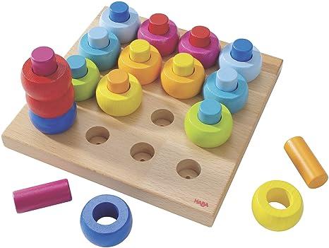 Baby Haba Sortierspiel Formenmix 300553 Spielzeug