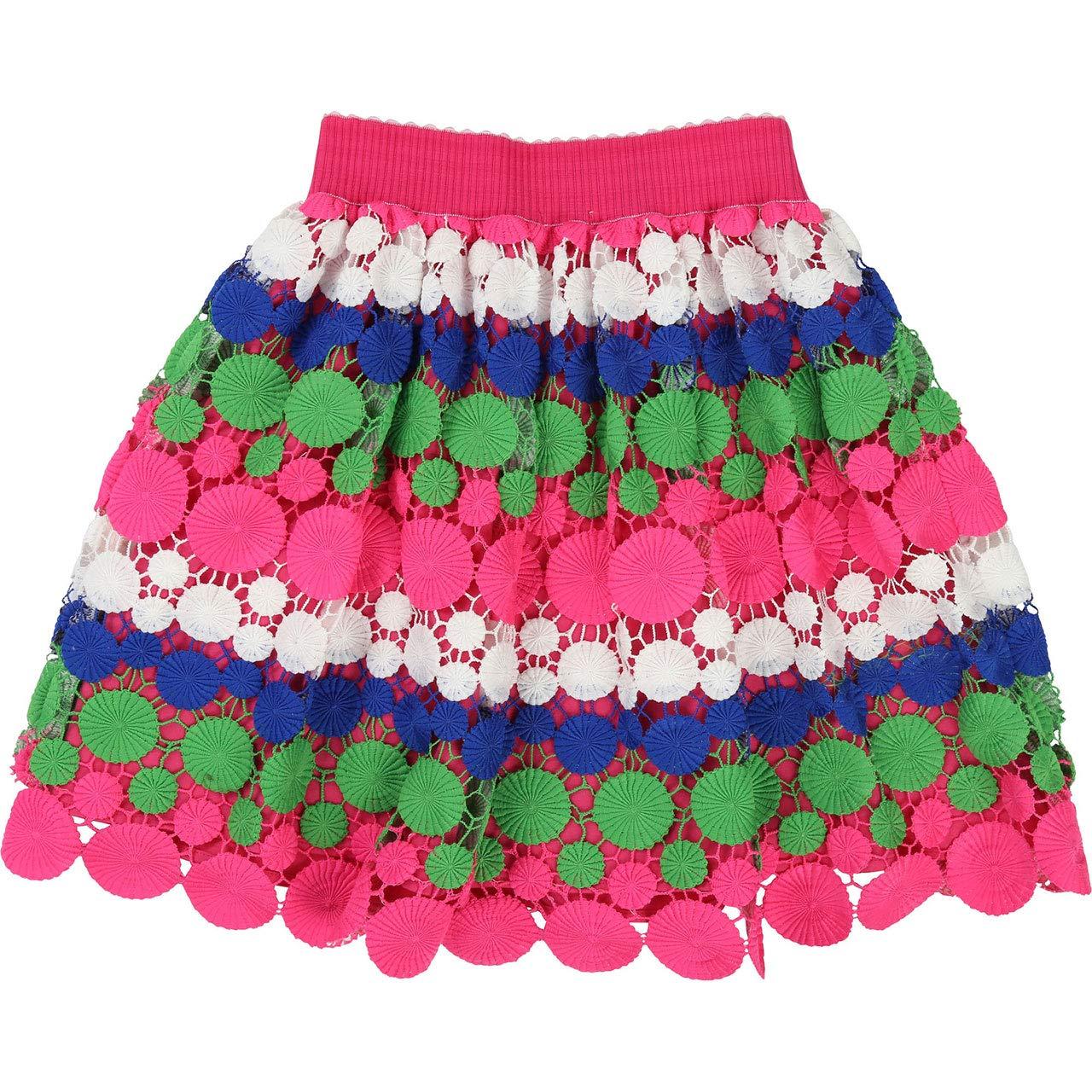 Billieblush - Toddler Girl's Multi Lace Skirt - Pink - Size 5