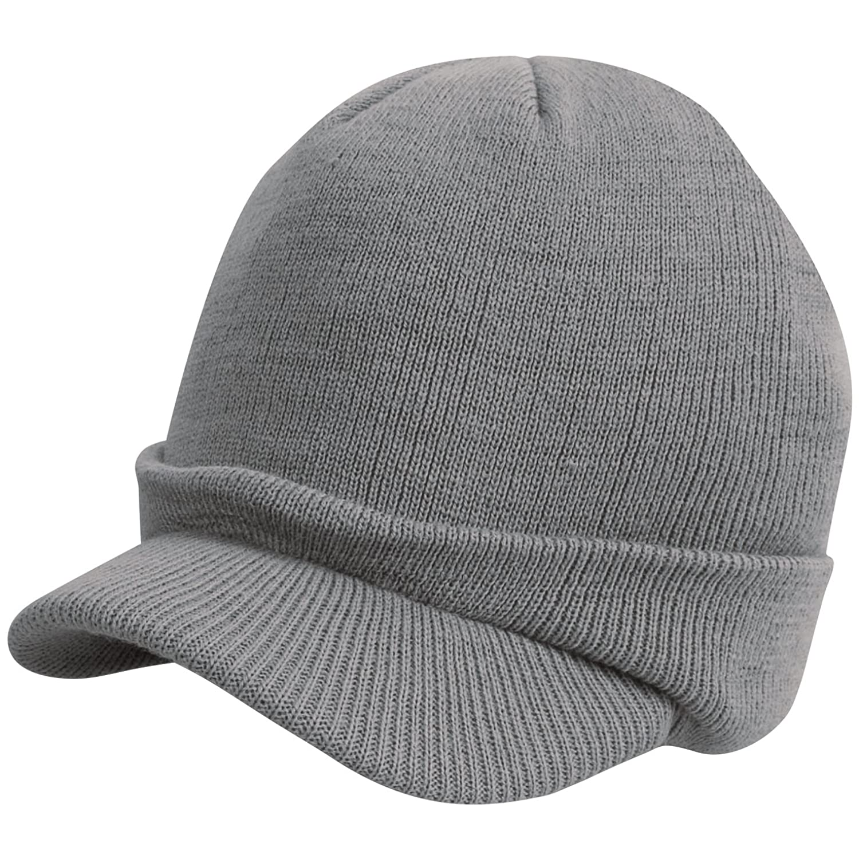 cappello di lana con visiera uomo adidas