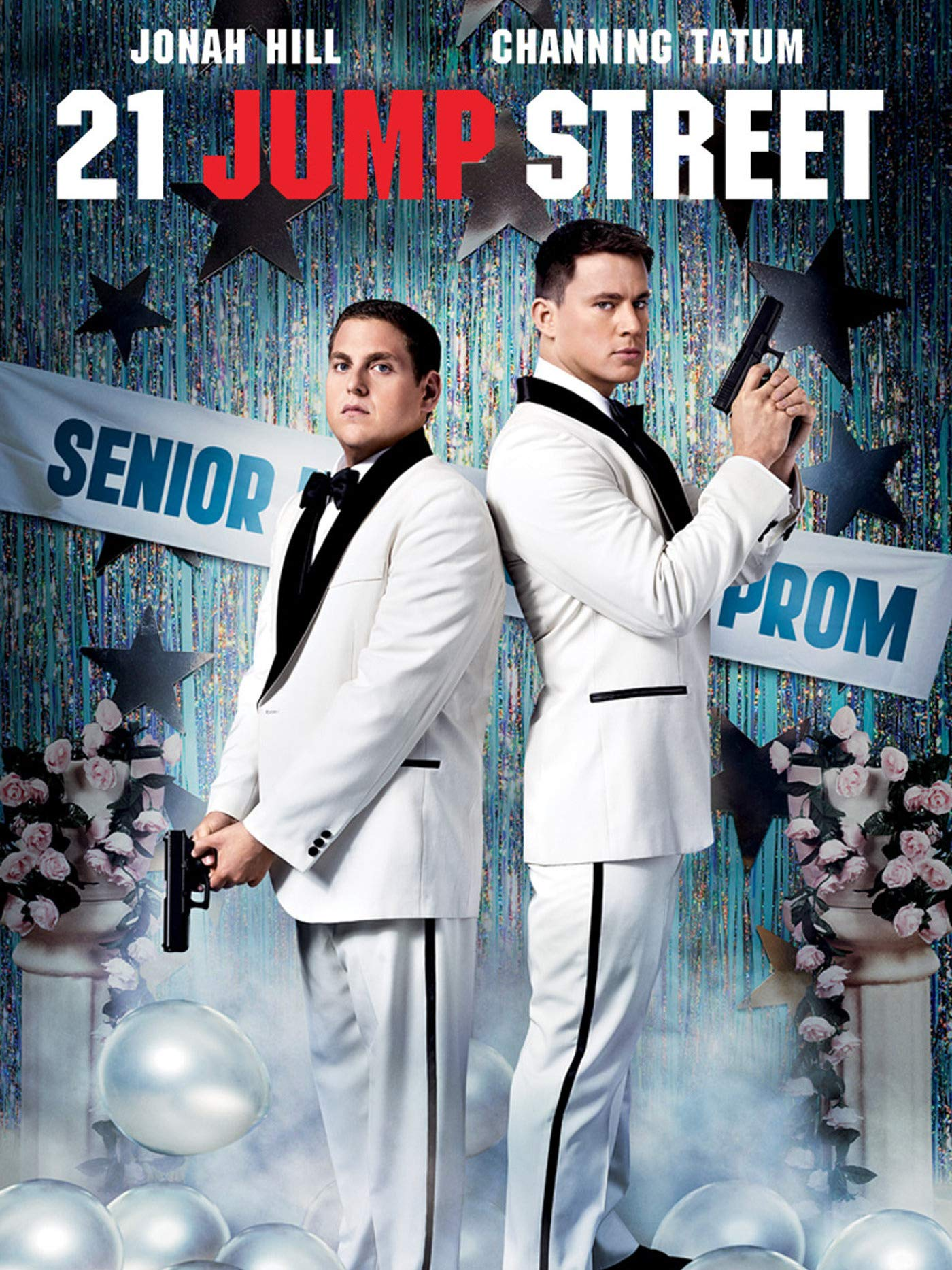21 Jump Street on Amazon Prime Video UK