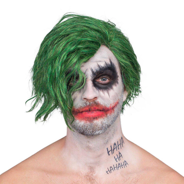 Amazon.com: Killing Joke - Peluca para disfraz de novio ...